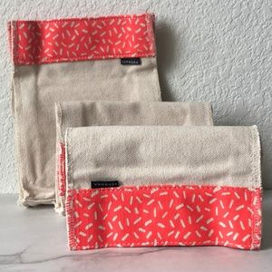 5 FOR $25! SEPHORA Beauty Cosmetics Bags
